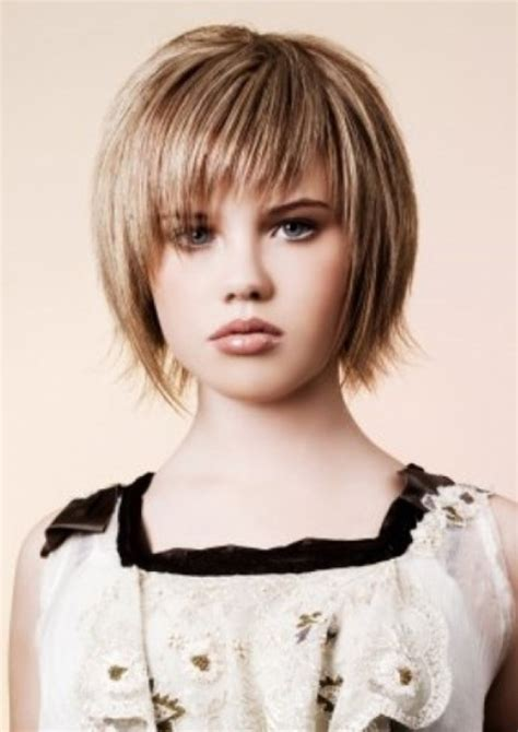 layered hairstyles with bangs straight hair short 25 short straight hairstyles 2012 2013 short