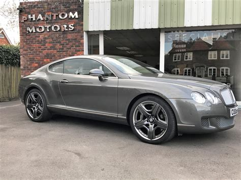 auto air conditioning repair 2008 bentley continental gt regenerative braking bentley continental gt 2008 granite phantom motor cars ltd