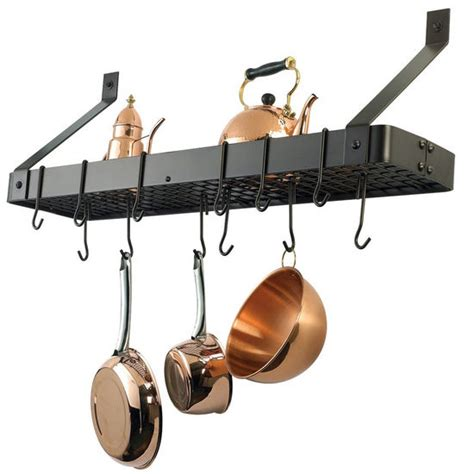 Kitchen Pot Rack by Pot Racks Wall Mount Pot Racks By Kitchen
