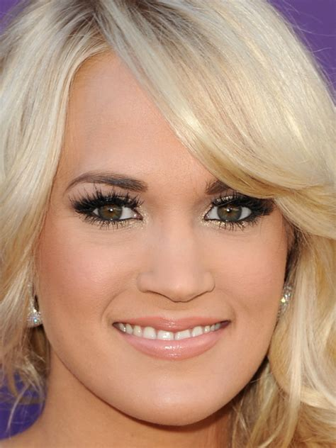 carrie underwood eye color how to do makeup like carrie underwood style guru