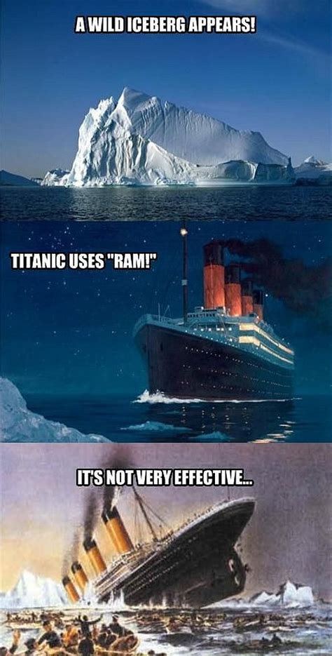 Titanic Meme - these 15 titanic memes will make you laugh and cry