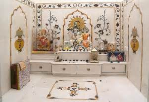 Home Temple Interior Design by Inlay Designs Italian Marble For Pooja Room Walls Google