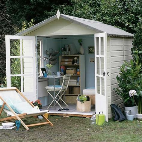 she shed she sheds are the new caves and here s how to make one brit co