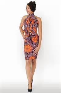 Model 233 de robe africaine femme