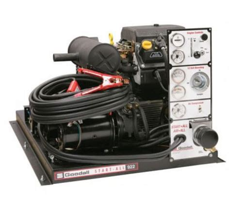 start all with air compressor goodall manufacturing 11 922