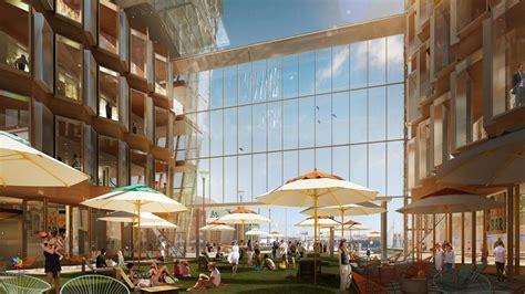 Harbor Garage Boston by Boston Oks Downtown Waterfront Plan Paving Way For 600