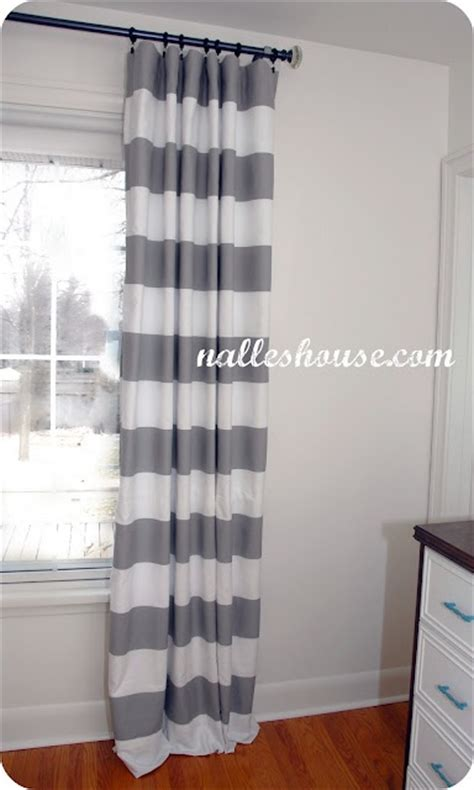 grey stripe curtains best 25 grey and white curtains ideas on pinterest