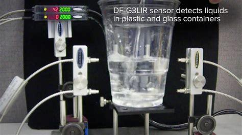 banner df glir liquid level sensing applications youtube
