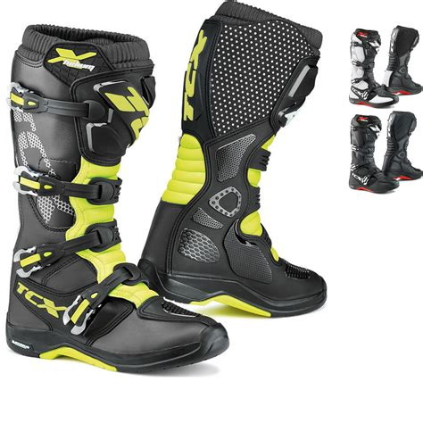 the boot motocross tcx x helium michelin motocross boots motocross boots