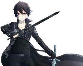 image kirito pj rpg png camp half blood role playing