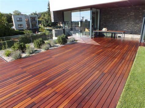 terrasse ipe table and decking in ipe vetedy