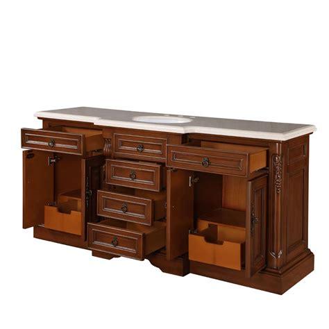 72 sink vanity marble top 6302cw72c 72 single sink vanity marfil marble top