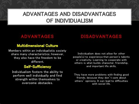 Essays On Individualism And Collectivism by Individualism Vs Collectivism Essay Help