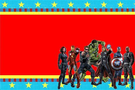 Avengers Free  Ee  Printable Ee    Ee  Invitations Ee   Oh Fiesta In