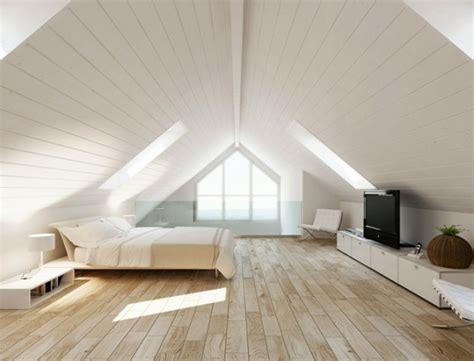 dachbodenausbau ideen schlafzimmer m 246 chten sie ein traumhaftes dachgeschoss einrichten 40