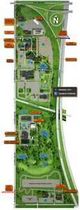 Oklahoma State University Campus Map by Osu Okc Campus Map