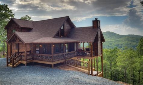 Best Cabin Rentals Fall In With Mountain Top Cabin Rentals Appalachian