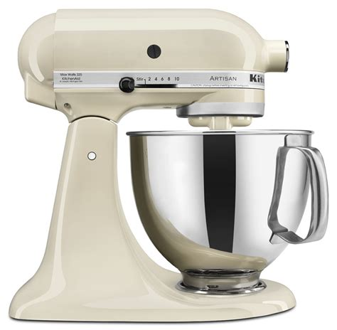 KitchenAid Artisan Almond Cream Stand Mixer   KSM150PSAC