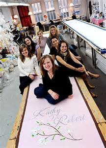 Wedding Aisle Runner Julie Goldman by The Aisle In Style Ny Daily News