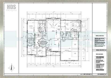 residential plan hds 3d graphics llc gallery cad bim drafting