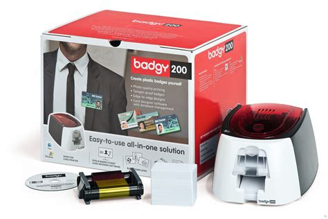 badgy card printer templates badgy 200 the affordable card printing solution evolis