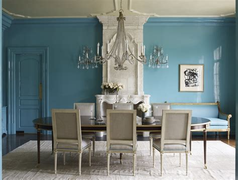 french dining room  greenwich ct  suzanne kasler
