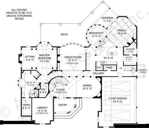 fairy tale castle house plans pontarion ii 4000 sq ft house plan house plan designer