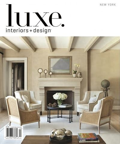 luxury home decor magazines the best interior design magazines the publications you