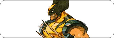 Spesial Kaos 3d Umakuka Wolverrine Claw wolverine bone claws and strategies marvel vs capcom 2 eventhubs