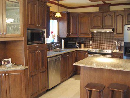 armoires de cuisine usag馥s armoires de cuisine le d 233 capeur a c inc