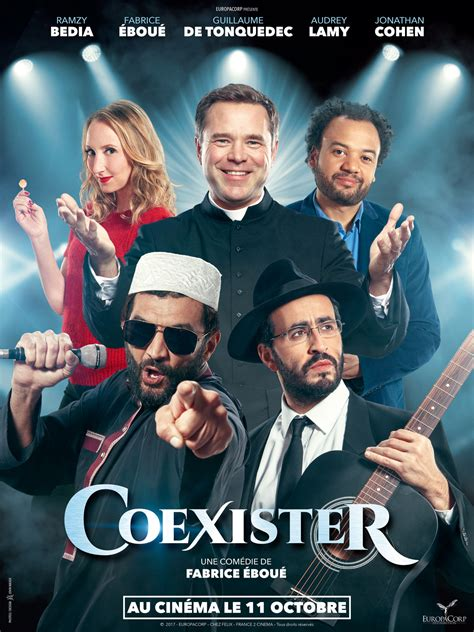 film 2017 humour coexister film 2017 allocin 233