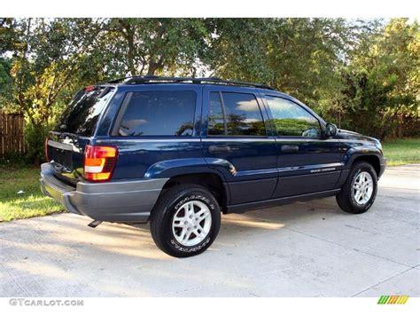 2003 patriot blue pearl jeep grand laredo 4x4 23387095 photo 10 gtcarlot car