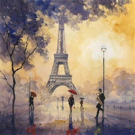 1000 ideas about painting on eiffel tower eiffel tower painting and