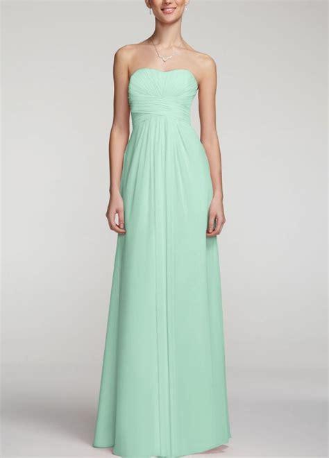 Davids Bridal Bridesmaid Dress bridesmaid dress mint david s bridal wedding