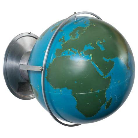 large vintage aviation world globe at 1stdibs