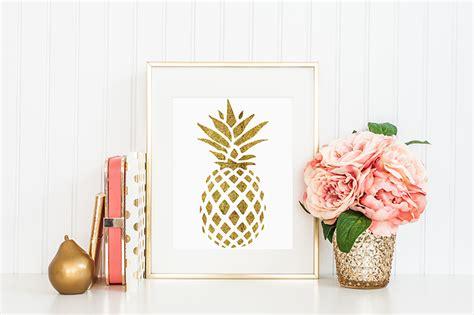 printable pineapple wall art pineapple wall art free printable hairspray and highheels