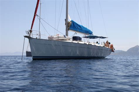 sailboat from it balearic islands sail and dive sailboat our sailing boat