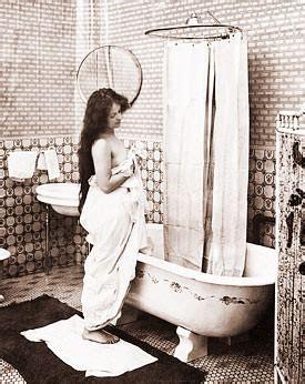 ladies bathroom scenes vintage bath scene historical photos of old america