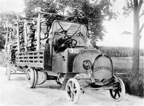Tonneau En Bois 1936 by Historia De Scania Taringa