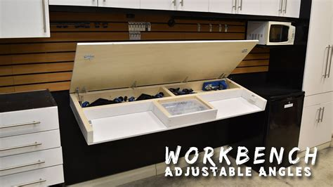 diy fold garage workbench diy fold workbench