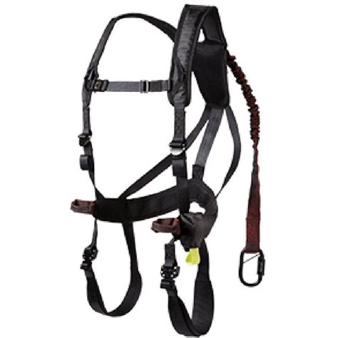 safety harness gorilla gear harness g tac air safety harness youth black for 50 120lb hunters