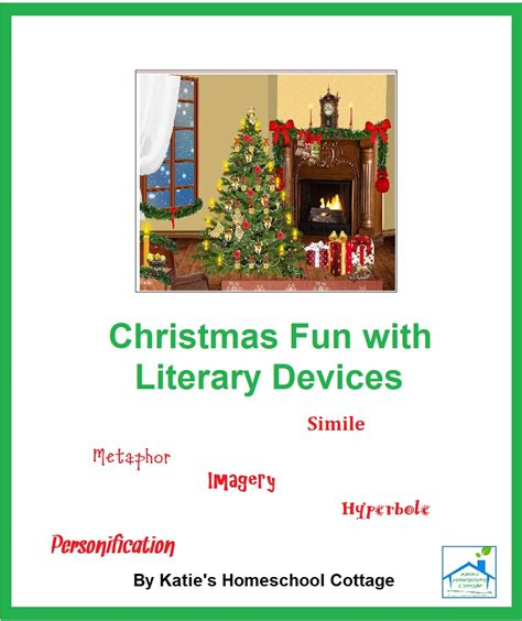 a literary christmas an christmas literary devices
