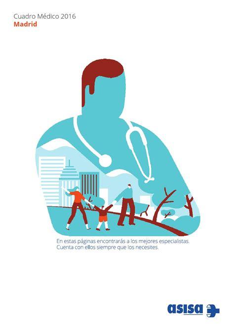 cuadro medico asisa en madrid cuadro medico asisa madrid by asisacuadromedico issuu