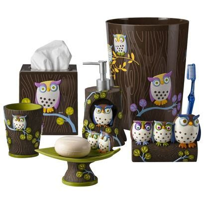 owl home decor accessories 268 best images about bathroom set accessories on