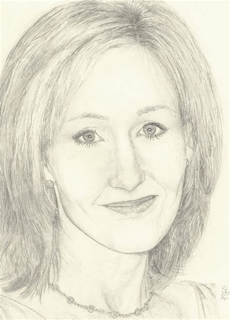 J K Rowling Sketches by J K Rowling By 00sally00 On Deviantart