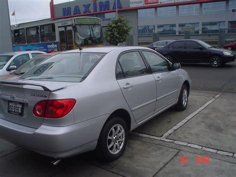 Toyota Corolla 2007 Xli Como Nuevo Toyota Corolla Xli 2007
