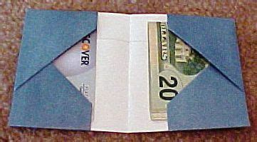 Origami Magic Wallet - 25 best ideas about origami wallet on simple