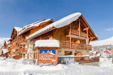 la grange la toussuire ecrin des sybelles la toussuire ski apartments peak retreats