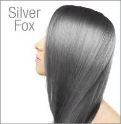 silver fox hair color surya henna hair colour semi permanent hair colour