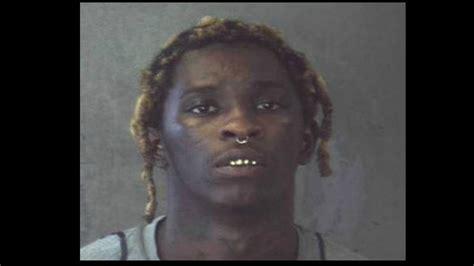 jeffrey young thug atlanta rapper young thug arrested at lenox square